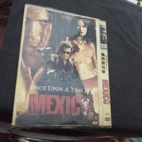 墨西哥往事(1碟DVD)