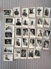 首都中国照相馆印制毛泽东同志相片共31张