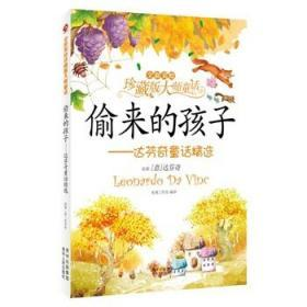 全彩美绘珍藏版大师童话:偷来的孩子--王达芬奇童话精选 达芬奇