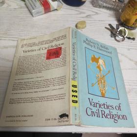 Varieties Of Civil Religion  民间宗教多样性 英文原版