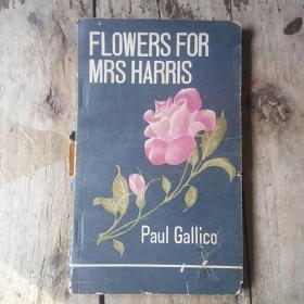 献给哈里斯夫人的鲜花