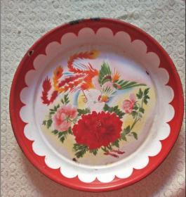 搪 瓷 盘
