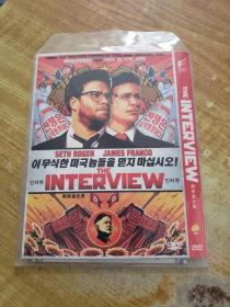 刺杀金正恩 DVD(1张光盘)