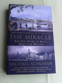 The Miracle: The Epic Story of Asias Quest for Wealth    英文原版