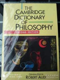 现货 The Cambridge Dictionary of Philosophy