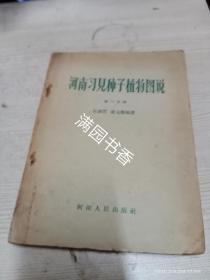 河南习见种子植物图说第一分册