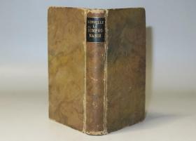 孤本!罕见1789年刊法语版—女性色情狂—性欲亢奋与子宫疾病之关系