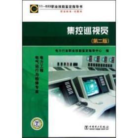 集控巡视员 电力行业职业技能鉴定指导中心 编 9787512303317