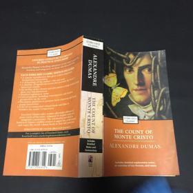 外文书....17..英文原版-基督山伯爵-请看品相描述