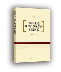实用主义:知识产权保护的实践向度 贾小龙 9787520368476