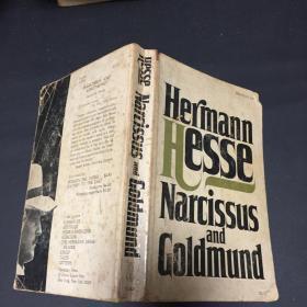 英文版 Narcissus and Goldmund-纳尔齐斯和歌尔德蒙-黑塞作品-请看品相描述