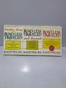 M斯科特.派克 少有人走的路:心智成熟的旅程 英文原版The Road Less Traveled,瑕疵如图
