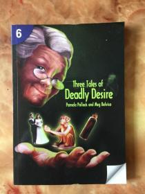 Page Turners:6. THREE TALES OF DEADLY DESIRE Pamela Pollack and Meg Belviso