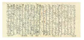【复印件】珍稀善本、傣文旧抄本:领主法典,共一册,本店此处销售的为该版本的原大全彩、仿真微喷、宣纸线装本。