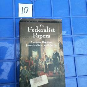 The Federalist Papers 联邦党人文集