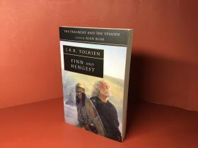 托尔金芬和亨吉斯特英版黑色平装Finn and Hengest