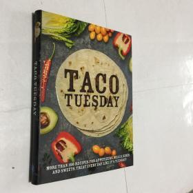 Taco Tuesday  英文菜谱 食谱