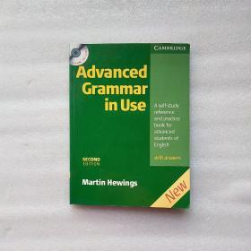 Advanced Grammar In Use With Cd Rom 附盘