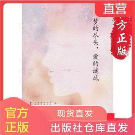 【官方正版】《梦的尽头 爱的谜底》安娜芳芳 情感小说 文学 重庆出版社