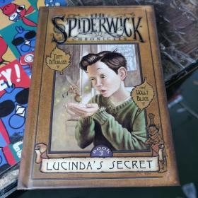 The Spiderwick Chronicles, Book 3: Lucinda's Secret 奇幻精灵事件薄3:森林精灵的秘密 毛边本
