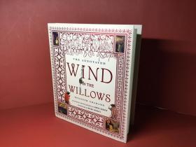 预售柳林风声注释版肯尼斯·格雷厄姆The Annotated Wind in the Willows  Kenneth Grahame