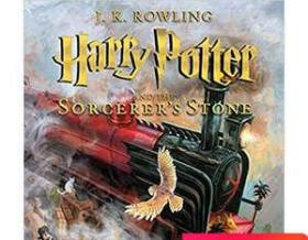 Harry Potter and the Sorcerer's Stone 哈利波特与魔法石 英文