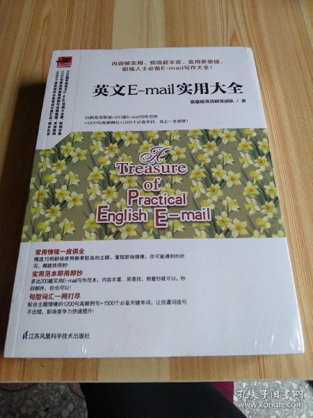 英文E-mail实用大全(全新未开封)