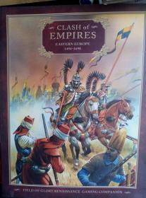 Clash of Empires(英文原版桌游<文艺复兴>手册,帝国冲突:东欧1494-1698)/NH