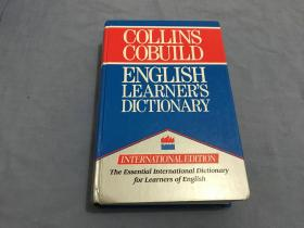 Collins COBUILD English learners dictionary