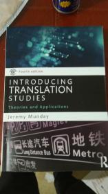 Introducing Translation Studies:Theories and applications 4th edition