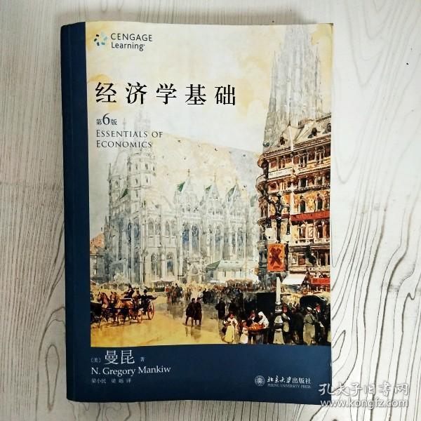 经济学基础(第6版)