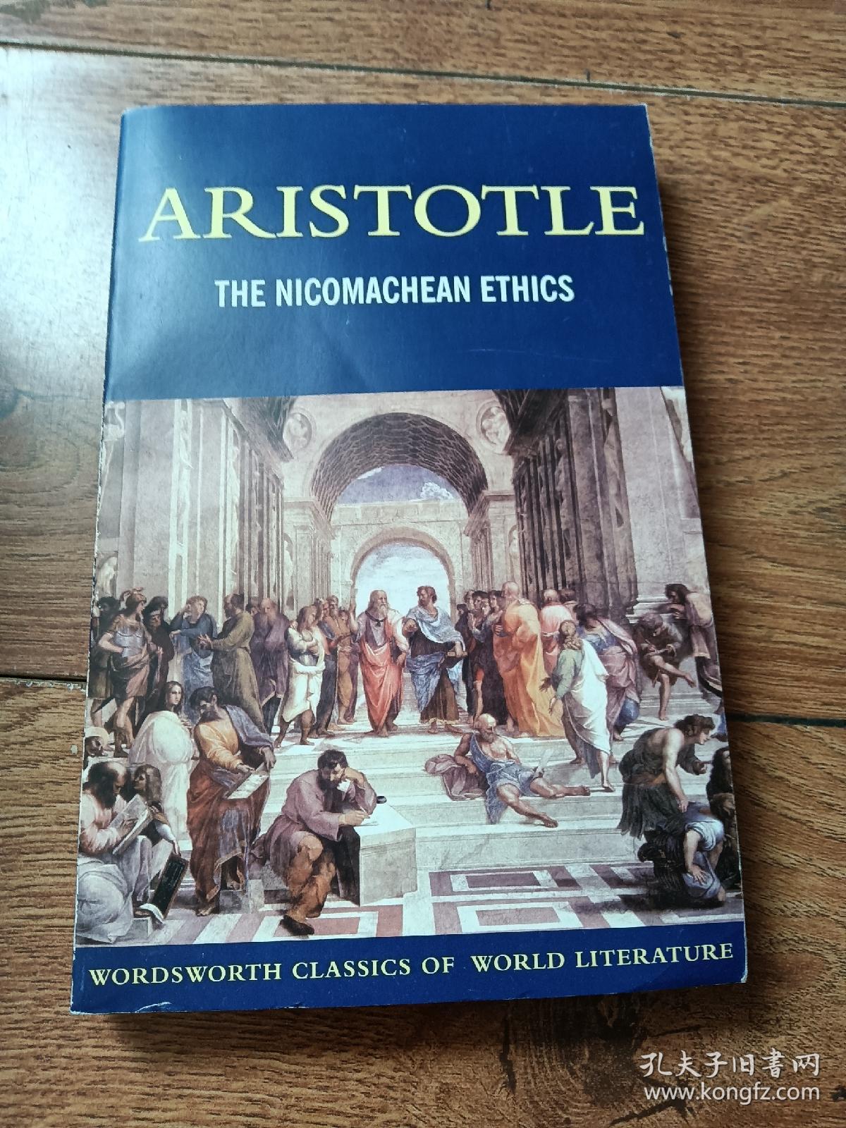 Nicomachean EthicsNicomachean 亚里士多德-伦理学 9781853264610