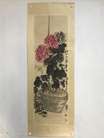 齐白石 花卉