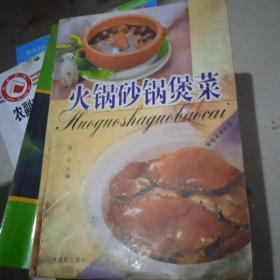火锅砂锅煲菜
