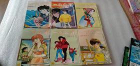 卡通漫画 一刻公寓 3.4.5.6。9.10 共计6本合售 私藏品好