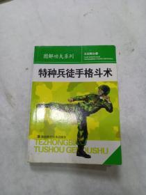 图解功夫系列 特种兵徒手格斗术
