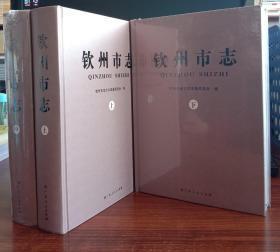 钦州市志:全3册