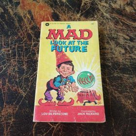 英文原版 a mad look at the future