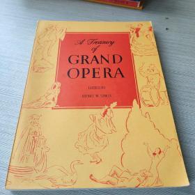 A TREASURY OF GRAND OPERA