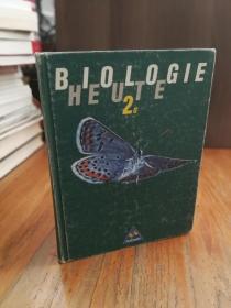 Biologie heute, Gymnasium in Nordrhein-Westfalen, Bd.2, 8./9. Schuljahr