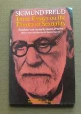 Three Essays on the Theory of Sexuality 《弗洛伊德的性学三论 》.