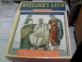 Wheelocks Latin:The Classic Introductory Latin Course, Based on the Writings of Cicero, Vergil, and Other Major Roman Authors