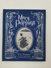 Mary Poppins (Illustrated )