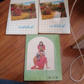 软皮笔记本