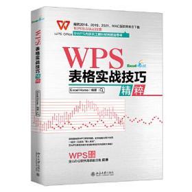 WPS 表格实战技巧精粹