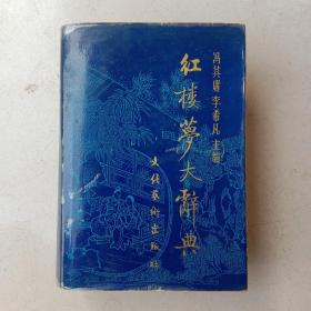 红楼梦大辞典(以图为准)