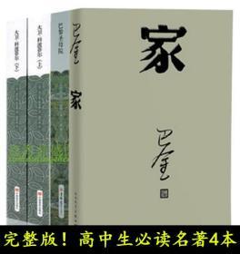 正版全3种4册 大卫·科波菲尔(上下册) 狄更原著 全译本 巴黎圣母院书完整版 雨果 家 巴金 高中生版书籍世界名著高中生