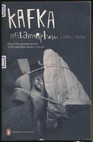 Metamorphosis and Other Stories(变形记及其它)(卡夫卡著·Penguin2007年英文版)