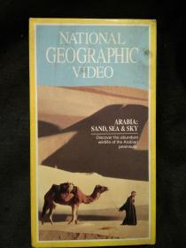 美国地理学会纪录片录像带:探索阿拉伯半岛丰富的生活