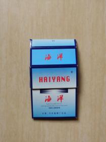 硬盒烟标 海洋